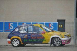 El Slalom MRM Racing para R. López Cagigal