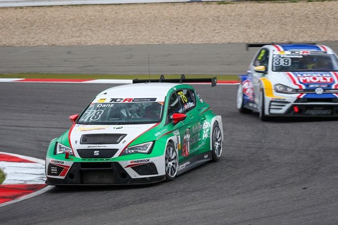 TCR Alemania, Circuito de Nürburgring: doble podio para SEAT