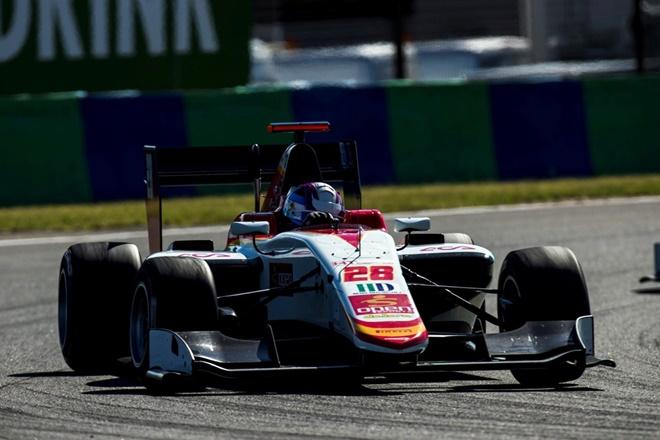Cita de GP3 Series en las Ardenas para Campos Racing