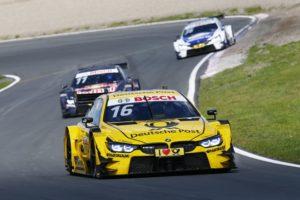 DTM Zandvoort, un triplete para BMW y otro para Audi