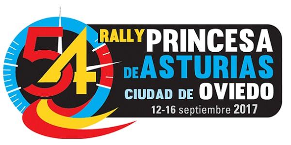 LIV Rallye Princesa de Asturias