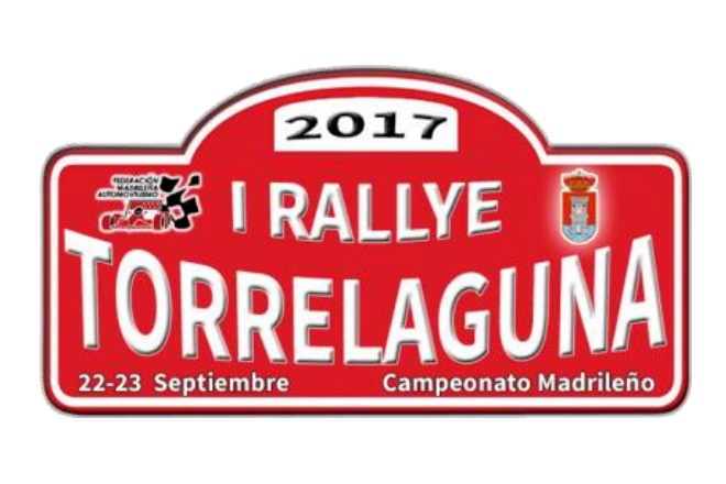 placa rallye torrelaguna 2017