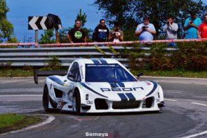 Mael Peón impone el Silver Car EF 10 en la Subida al Sueve