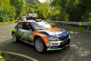 Pedro Burgo no estará en el Rallye de La Nucía