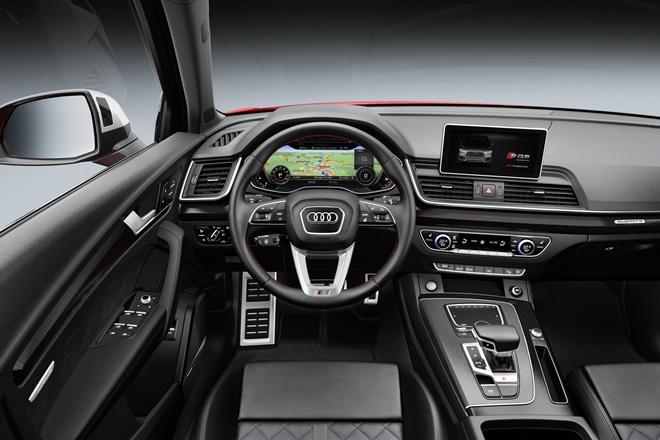 Audi RS4 2018
