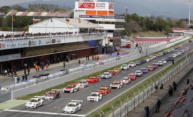 Circuito Montmelo : El circuito de cataluña acoge este fin de semana el campeonato de