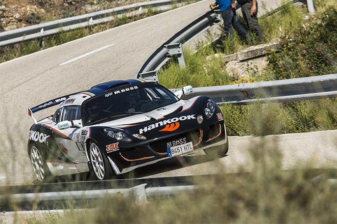 Daniel Marban - I Rallye de Torrelaguna