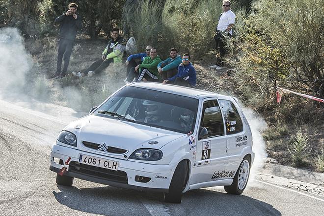 El Madrileño de Rallyes vuelve a la acción tras el verano