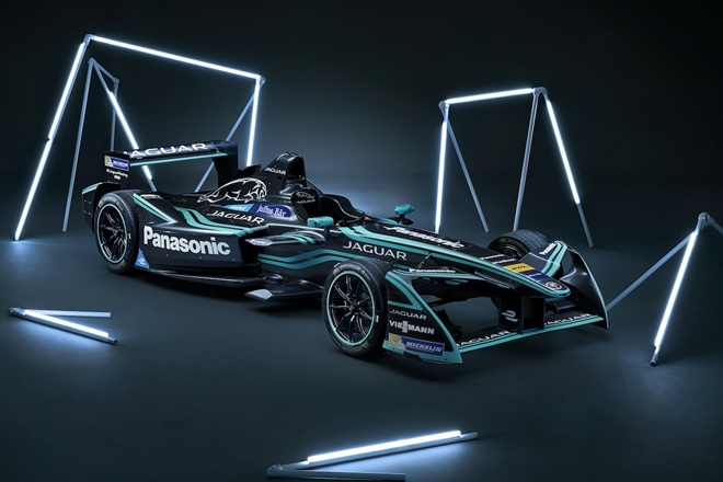 Jaguar I-TYPE 2 - Panasonic Jaguar Racing f-e