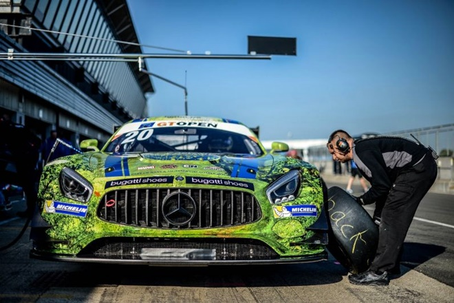 Mercedes-AMG SLS GT Open 2