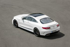 Mercedes S AMG Coupe 2017