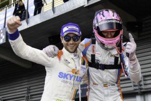Toril Glorieux Le Mans Series Spa Norma