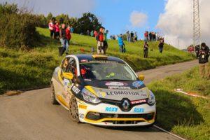 Fran Cima se proclama vencedor del Trofeo Clio R3T Iberia