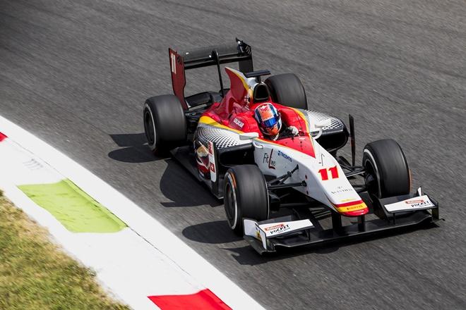 f2 Boschung campos racing