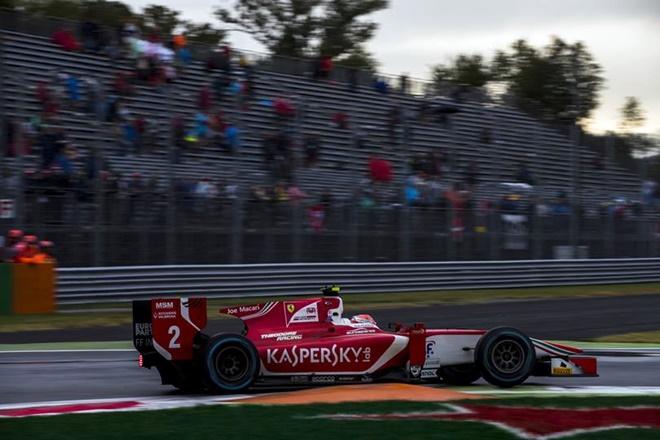 ▬ F2: Fuoco se encontró con la victoria en la carrera larga de Monza ▬