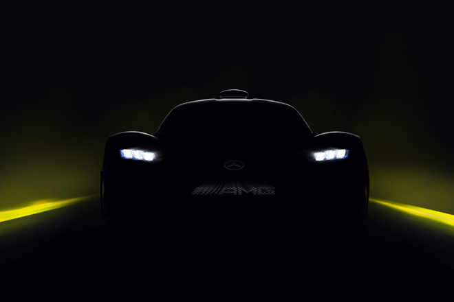 Mercedes-AMG Project One, 1000 cv con tecnología F1