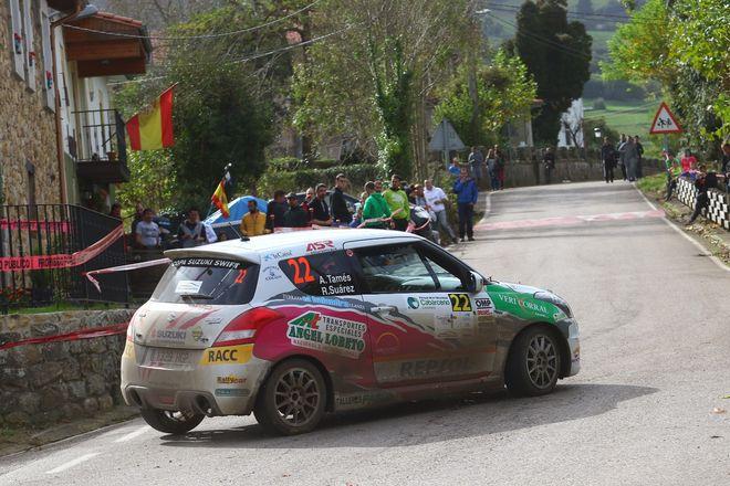RaceSeven Cantabria tames