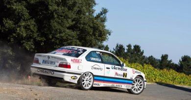 castro rallye gernika BMW M3