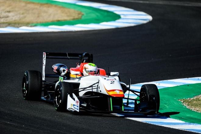 euroformula open campos racing
