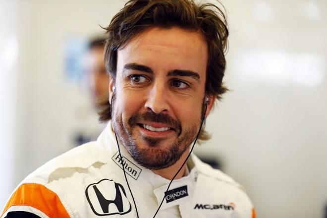 fernando alonso McLaren Daytona