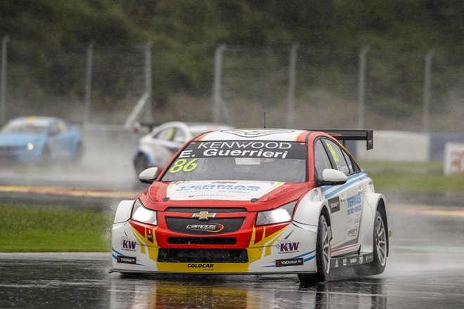 guerrieri campos racing wtcc china Ningbo
