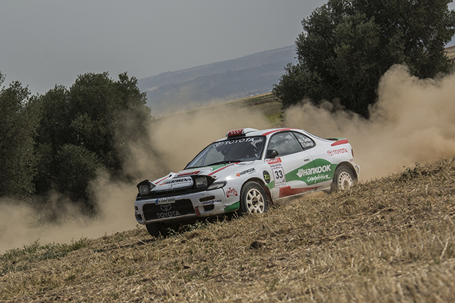 31 participantes disputarán el RS de tierra Ajalvir-Cobeña
