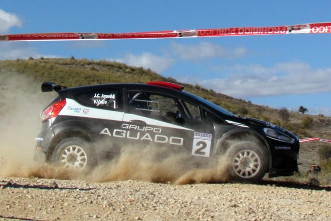 Aguado-Valle Fiesta R5 Arganda