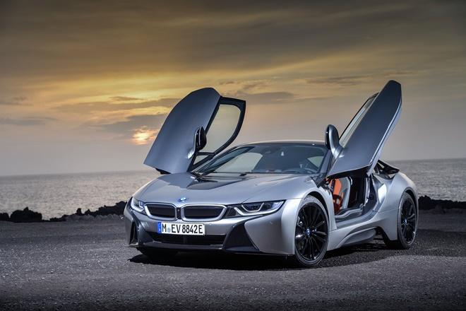 BMW i8 2018-3
