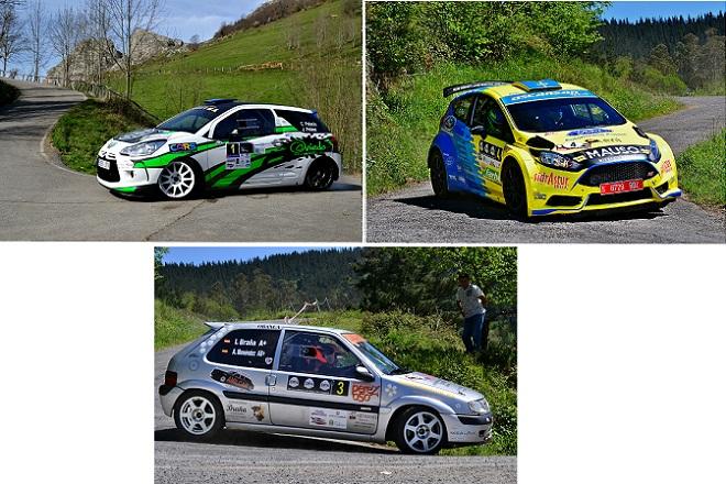 ¿Quién ganará el Campeonato de Asturias de Rallyes?