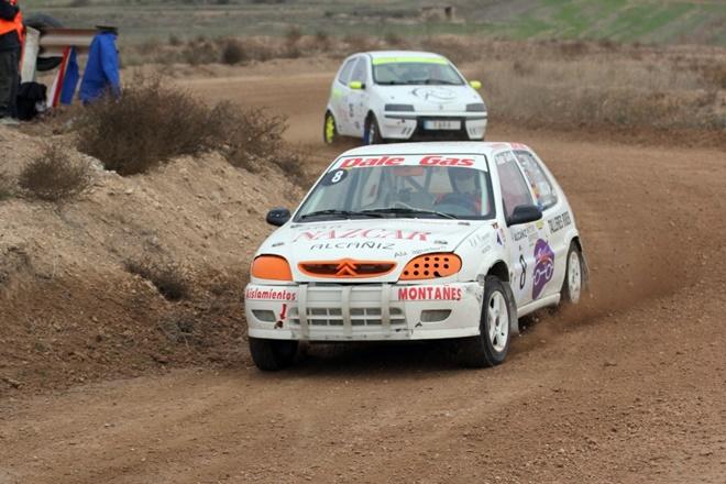 XVI Autocross de Aguaviva, final de temporada con un solo título decidido, de los tres posibles