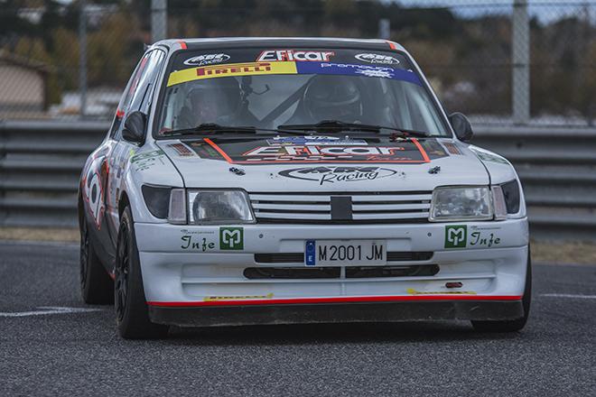 Eugenio EFI Fernandez - Peugeot 205 MAXI (2)