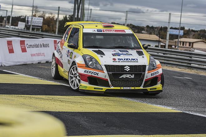 Gorka - suzuki N5 - Rally CAM 2017