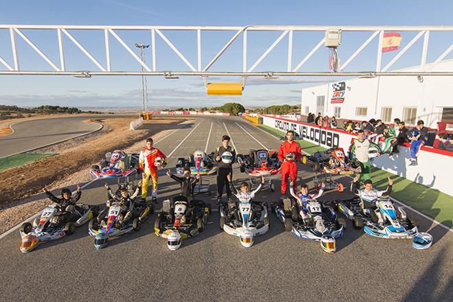 Circuito Karts Madrid : Broche de oro en el cierre del campeonato karting