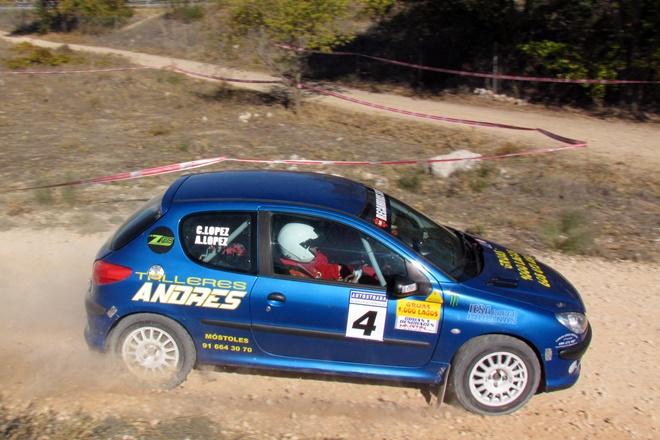 Lopez-Lopez Peugeot 206 XS Arganda