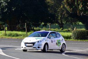 El Rallye de Zamudio será el primer rallye en la península