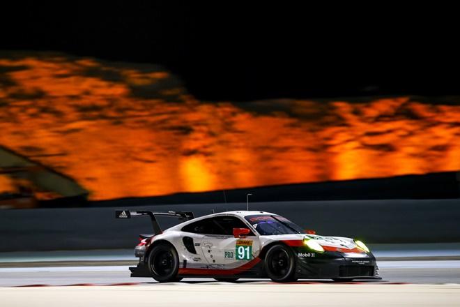 WEC GT-Pro Porsche 911 GT3