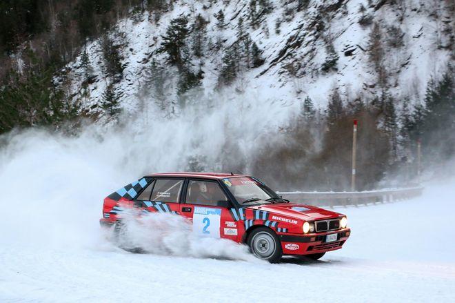 Andorra Winter Rally cardeñez-espunyes