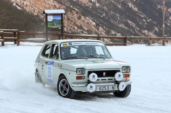 Andorra Winter Rally cortes-alsina 127