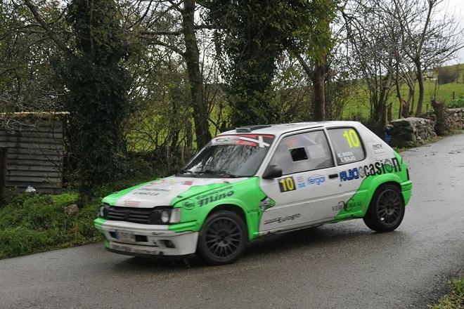Aplastante victoria de Mora en el Rallye Cabezón de la Sal
