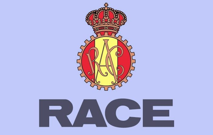 Logotipo club RACE