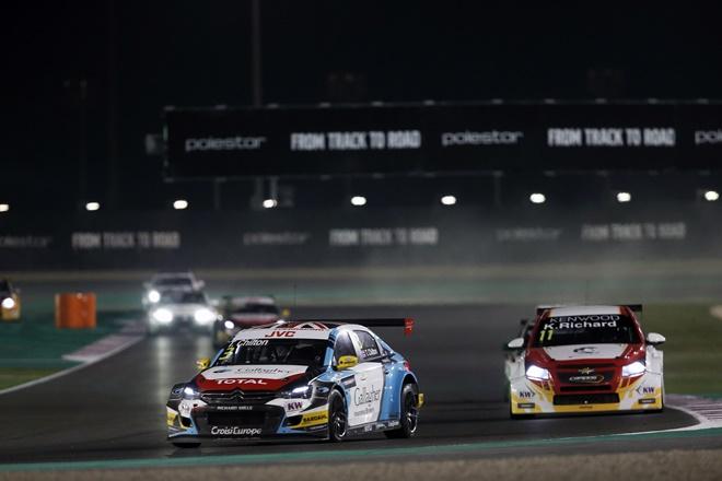 WTCC Qatar Chilton Citroen