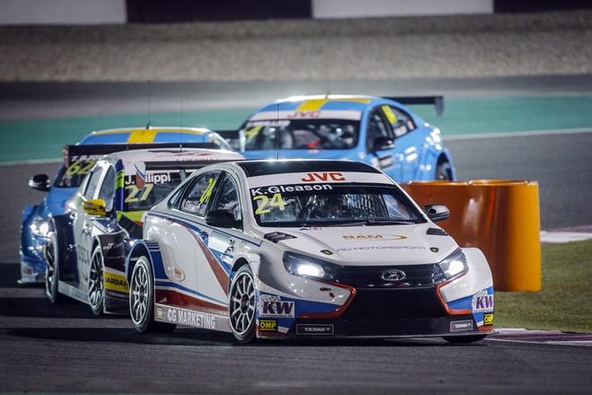 WTCC Qatar Gleason Lada