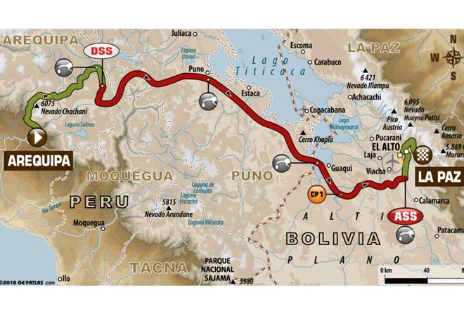 Dakar 2018 etapa 6