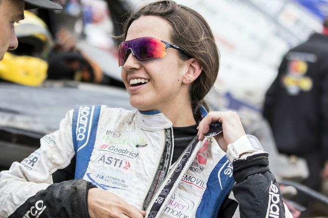 Dakar Cristina Gutierrez