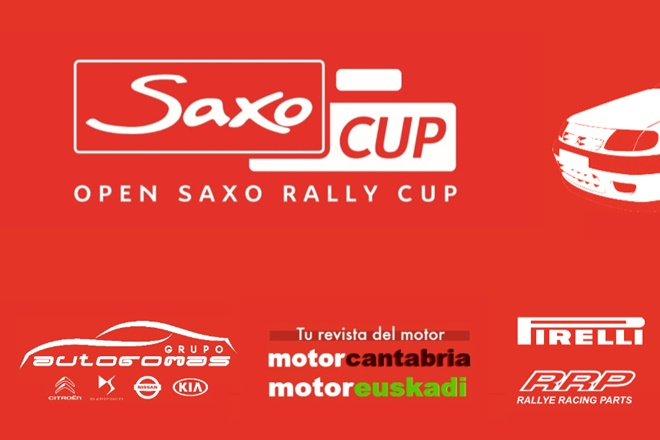 Open Saxo Rally Cup 2018