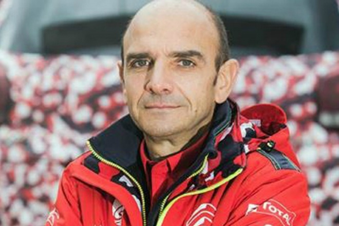 ► WRC: Pierre Budar nuevo Director de Citroën Racing