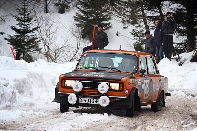 SEAT regresa al Monte Carlo Histórico con Salvador Cañellas y Daniel Ferrater