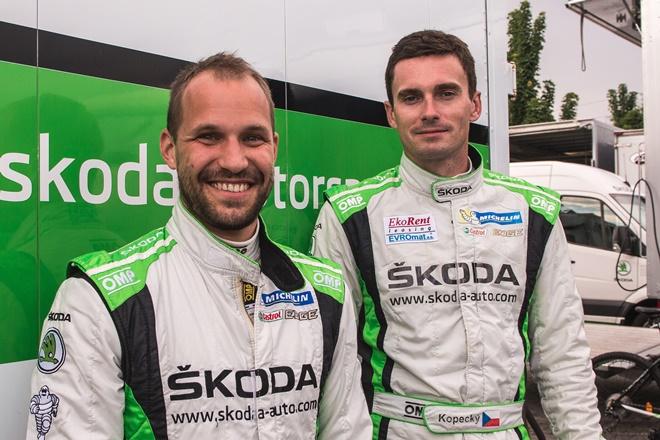 Skoda Kopecky WRC2