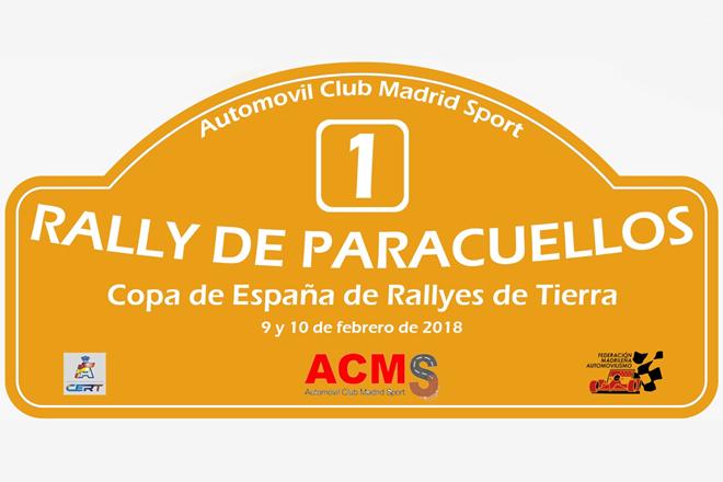 ♥♦ Encuesta: ¿Quién será el vencedor del Rallye de Tierra Paracuellos del Jarama? ♣♠
