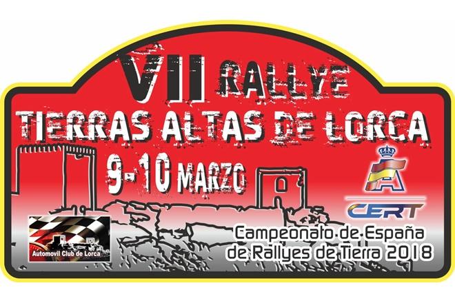 ► CERT: Xavi Pons – Jordi Mercader, líderes consolidados en el Rallye de Lorca